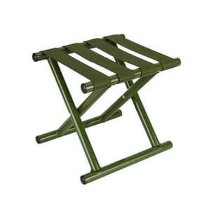 Outdoor klapstoel draagbare vissersstoel (klein)