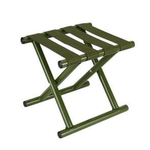 Outdoor klapstoel draagbare vissersstoel (groot)
