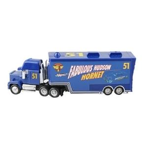 Container Truck Model Car Toy for Children Gift(Huston Uncle)