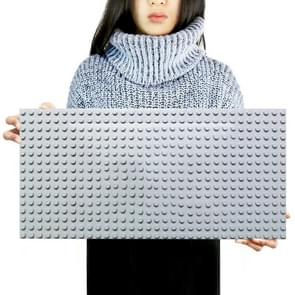 Big Bricks Base Plate Building Blocks Toys for Children(Grey)