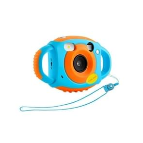 Children  Digital Camera Soft Plastic Anti-fall Early Education Puzzle Baby 5.0MP Toy Camera
