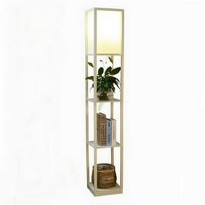 Vier verdiepingen tellende rack woonkamer slaapkamer bed vloer lamp plank licht (wit)