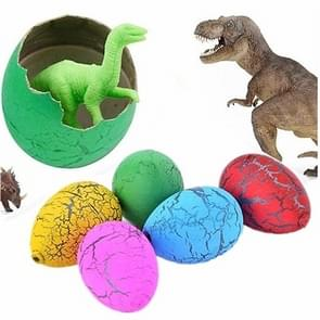 6 PCS Small Size Hatching Dinosaur Eggs, Random Color Delivery