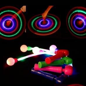 10 PCS Kinderen Klein speelgoed gloeiende muziek Shake Stick  Random Color Delivery