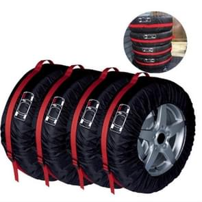 4 in 1 Waterproof Dustproof Sunscreen Car Tire Spare Tire Cover, Size:L