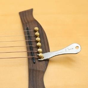 10 STKS zink legering snaar puller voor gitaar (als show)