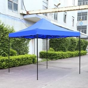 3mx3m Waterproof Tent Shade Pop Up Garden Tent Gazebo Canopy Outdoor Marquee Market Shade(Blue)