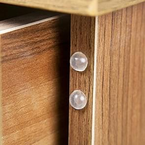 24 PCS Round Kitchen Cabinet Anti Collision Muffler Cushion Pad