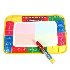 3PCS Magic Learning Doodle Mat Painting Canvas Writing Board Kids Toy