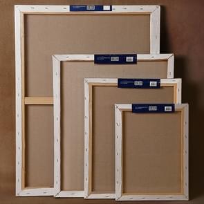Linen Blend Primed Canvas Oil Acrylic Painting Frame 20x20cm