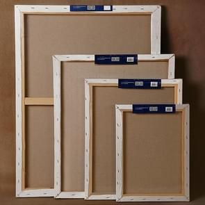 Linen Blend Primed Canvas Oil Acrylic Painting Frame 30x30cm
