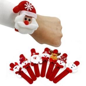 12 stuks kerst tikkende Circle Party Supplies  Random stijl levering