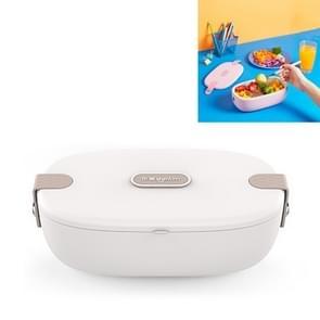 Donlim DL-1166 Lunch verwarmde lunchbox isolatie warme plug-in elektrische lunchbox  CN Plug (Wit)