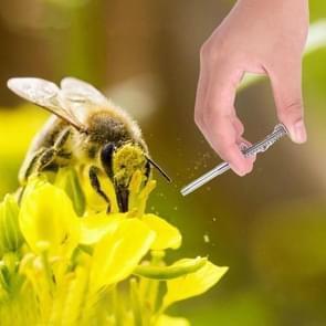 Beekeeping Grip Suction Stainless Steel Bee Pollen Collector