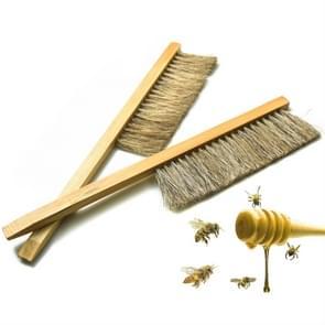 Dubbele rij varken haar Bee sweep Bee borstel sweep Bee borstel