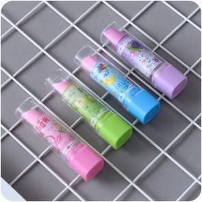 10 PCS Creative Lipstick Styling Gum Random Pattern Delivery