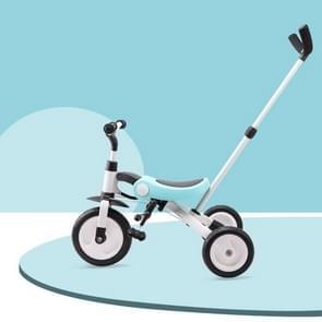 Rijden op speelgoed baby driewieler kinderen vouwen fiets Kids scooter (blauw)