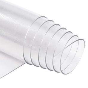 Waterdichte olie dichte PVC placemat zachte glazen tafelkleed thee placemat  specificatie: 40x60cm (Frosted 1mm)