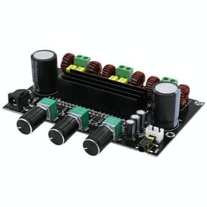 XH-M573 80W+80W+100W High-Power 2.1 Channel Audio TPA3116D2 Digital Power Amplifier Board