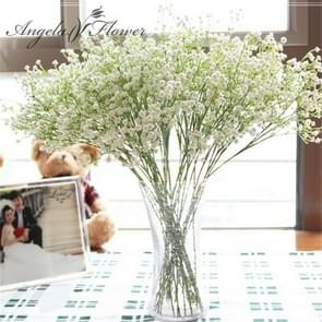 Rustic Artificial Decor Home Table Wedding Flower Plastic Gypsophila Babysbreath