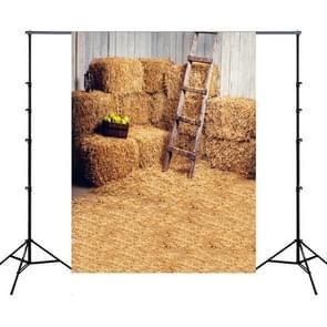 1.5 m x 2.1 m stro stapel tarwe veld scène Newborn fotografie achtergrond doek