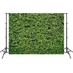 2.1m x 1.5m Green Leaves Wall Birthday party fotografie achtergronddoek