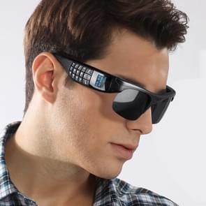 Bluetooth Smart Phone Camera Glasses Wearable Dial Call Digital Camera Video Record Smart Glasses G5(Black)