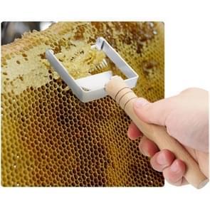 Bijenteelt innovatie snijden honing vork evenwicht snijden honing vork Barb snijden honing mes