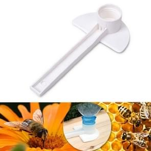 10 PCS Duckbill Type Water Feeder Nest Door Feeder Multi-function Bee Sugar Feeder Beekeeping Tool Supplies