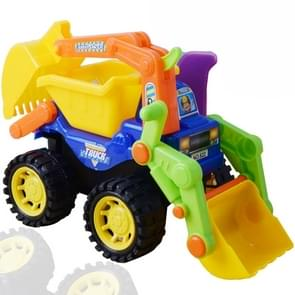 Beach Simulation Engineering Truck Ebulldozer Children Toy
