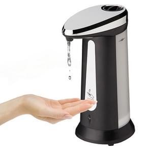 400ml Automatic Liquid Soap Dispenser Bathroom Kitchen Touchless ABS Electroplated Smart Sensor Soap Dispenser