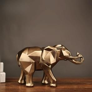 Elephant Sculpture Animal Home Decoration Crafts