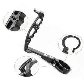 AgimbalGear Aluminium Alloy Neck Ring Mount Handheld Camera Stabilisator Extension Handle Sling Grip (Voor Zhiyun Crane-M2)