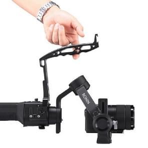 AgimbalGear aluminium lichtmetalen hals ring mount handheld camera stabilisator extensie handvat sling grip (voor DJI RONIN SC)