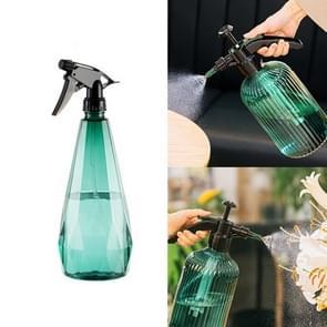 1L Pers type alcohol desinfectie water kan tuin sproeier persendarmfles (groene bamboe)