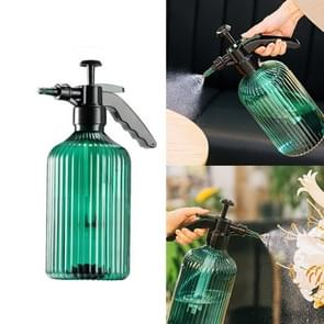 2L Pers type alcohol desinfectie water kan tuin sproeier persend fles (groene bamboe)