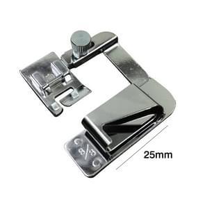 Huishoudelijke multifunctionele elektrische naai machine accessoires Kanta krimpen (25mm)