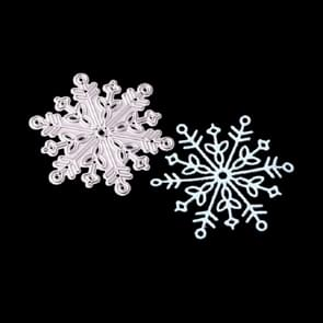 Christmas Snowflake Metal Cutting Mold Homemade Scrapbook Album Stamp Paper Card Embossing