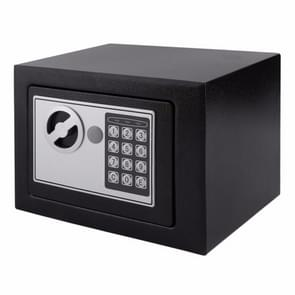 Home Digital Electronic Office Wall Type Jewelry Money Anti-Theft Safe Box