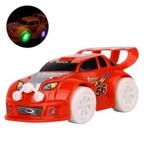 Children Amazing Music Universal Electric Luminous Toy Car Model  Random Color Delivery