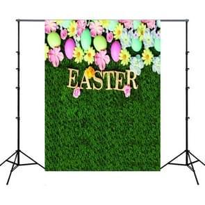 1.5 m x 2.1 m Easter Egg terug partij feestelijke arrangement foto achtergrond doek