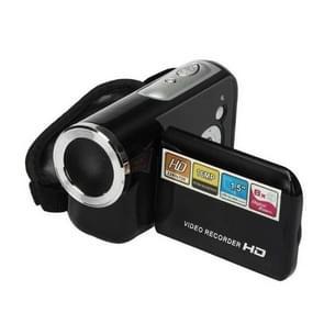 1.5 inch 16 Million Pixel HD Handheld Digital Camera Kids DV(Black)