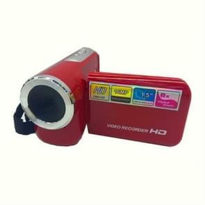 1.5 inch 16 Million Pixel HD Handheld Digital Camera Kids DV(Red)