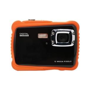 12 Million Pixel 2.0 inch Dustproof Drop-proof Children Diving Digital Camera(Orange)