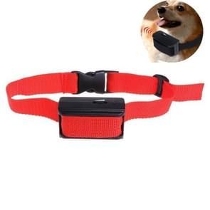Pet Bark Stopper Automatic Dog Trainer Elektrische Schokhalsband (Rood)