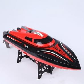 H101 RC Boat 2.4G High Speed Racing Yacht Remote Control Ship