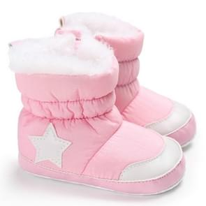 Kids Winter Shoes Snowfield Snow Boots, Size:11CM(Pink)