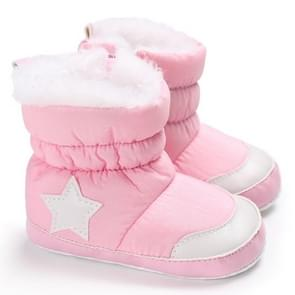 Kids Winter Shoes Snowfield Snow Boots, Size:12CM(Pink)