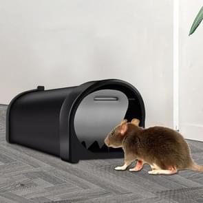 Continue muizenval vangt automatisch mousetrap (Zwart)