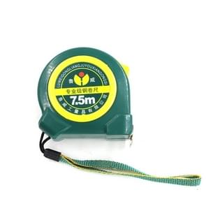 LW004 Industrial Grade ABS Plastic Anti-fall Durable Office Household Steel Tape Measure, Length:7.5m